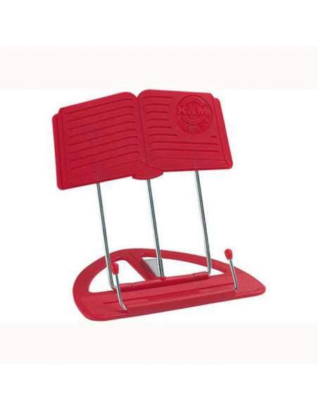 Pupitre de table Uni-Boy rouge