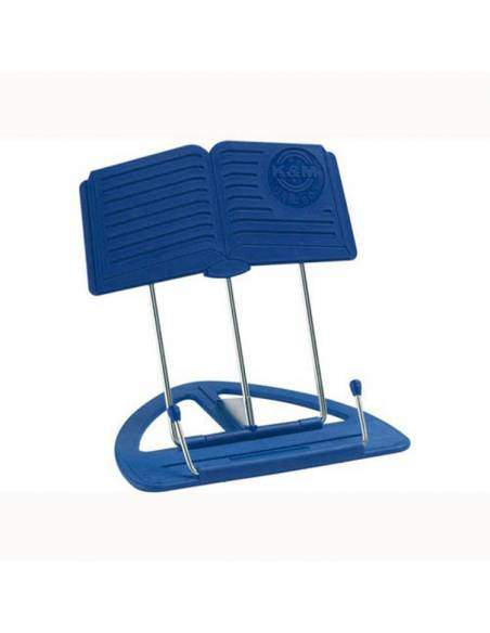 Pupitre de table Uni-Boy bleu