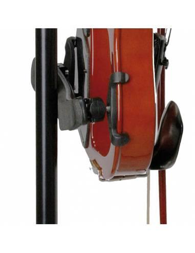 Porte violon sur pupitre  K&M