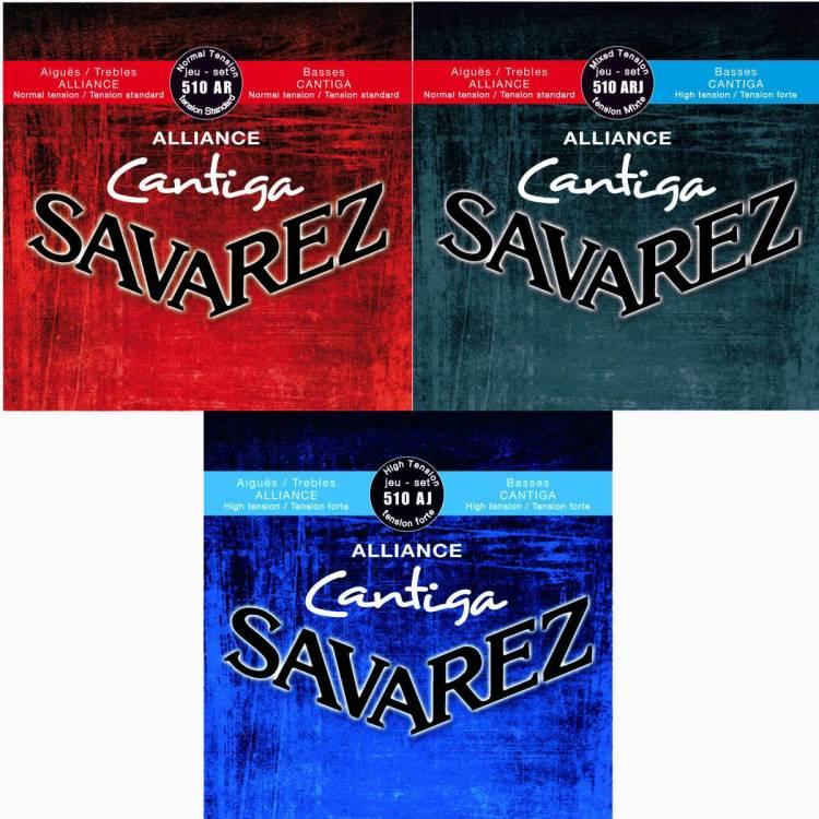 Cordes guitare Alliance savarez Cantiga