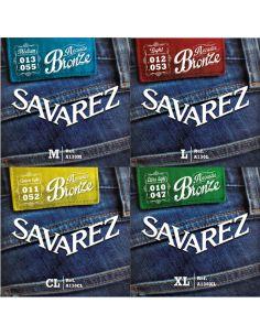 Savarez Acoustic Bronze AC130 cordes guitare