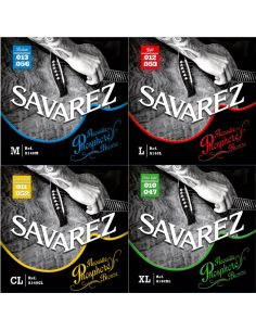 Savarez Acoustic Phosphore Bronze cordes guitare