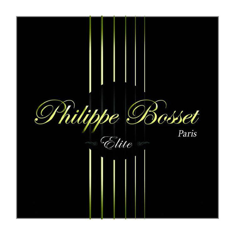Philippe Bosset Classique Elite cordes guitare