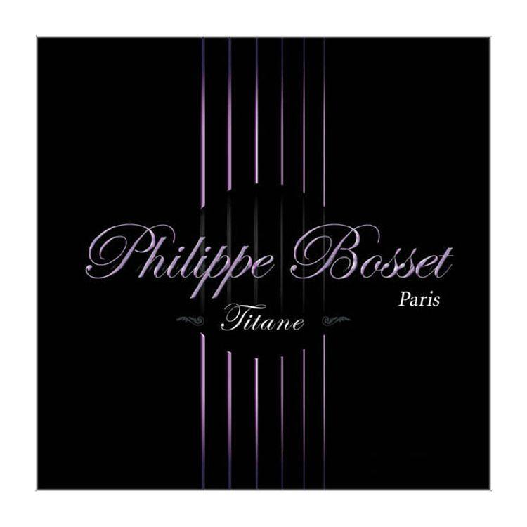 Philippe Bosset Classique Titane cordes guitare
