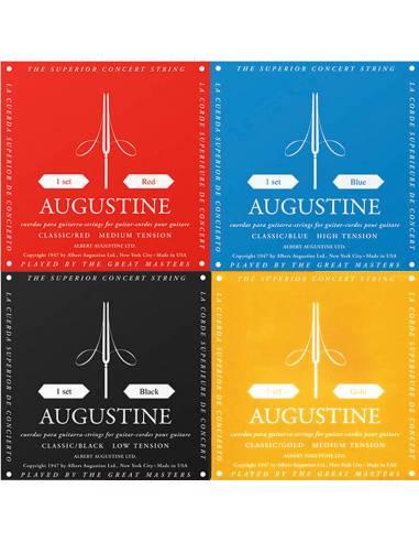 Augustine classic cordes guitare
