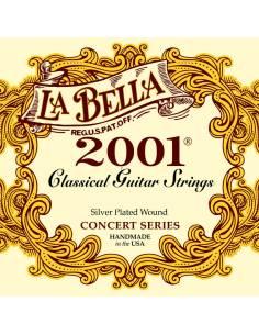 La Bella 2001 Classic cordes guitare classique