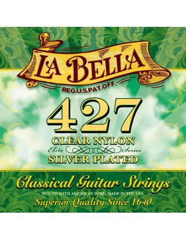 cordes guitare classique La Bella 427 Pacesetter