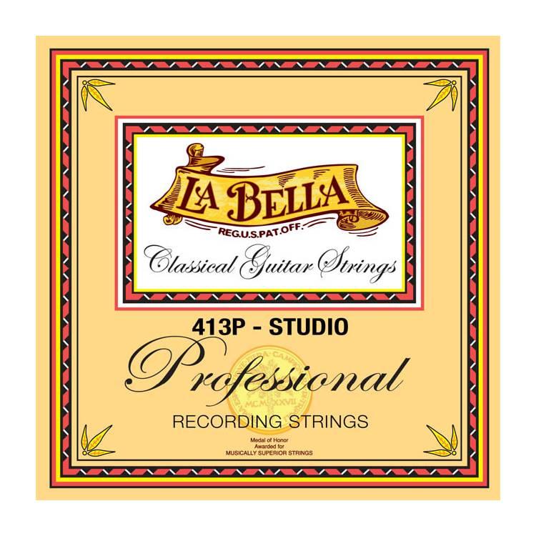 cordes guitare La Bella Professional Classic 413P Studio
