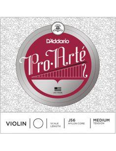 D'addario Pro Arte cordes violon