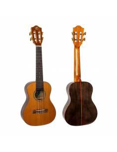 ukulele Flight Diana électroacoustique