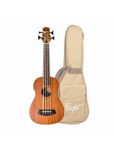 ukulele Bass Flight dubs