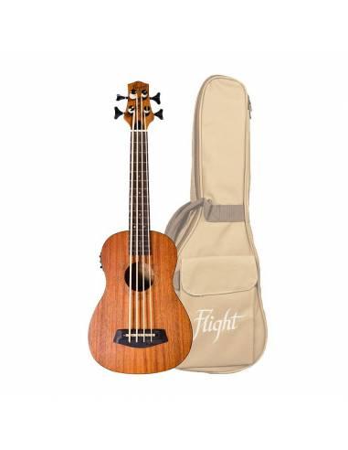 ukulele Bass Flight dubs