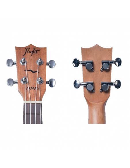 mécaniques ukulele concert Flight DUC323