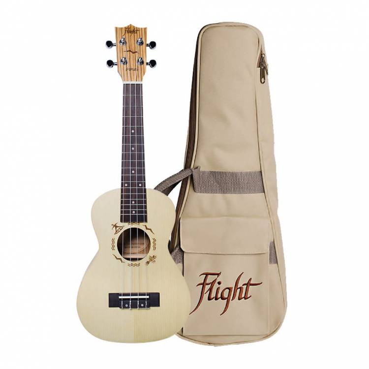 Ukulele Concert Flight DUC325