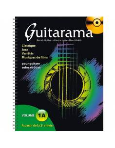 Guitarama volume 1a