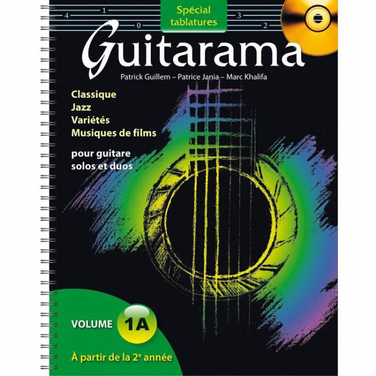 Guitarama volume 1 A tablature