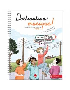 destination musique volume 1