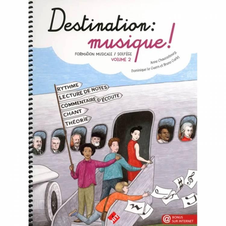 destination musique volume 2