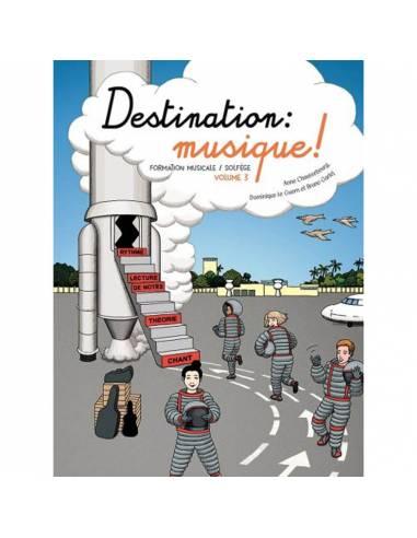 destination musique volume 3