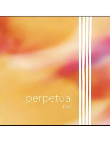 Jeux de cordes contrebasse Pirastro Perpetual Solo