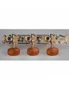 Mécaniques guitare classique Dixon SKG392A