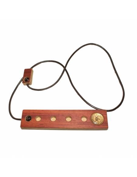 Planche à pique violoncelle KJK padouk