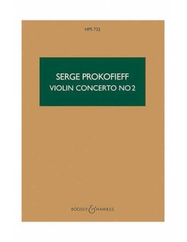 Concerto violon n°2 op 63 S.Prokofiev