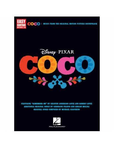 Coco Disney Pixar pour guitare facile