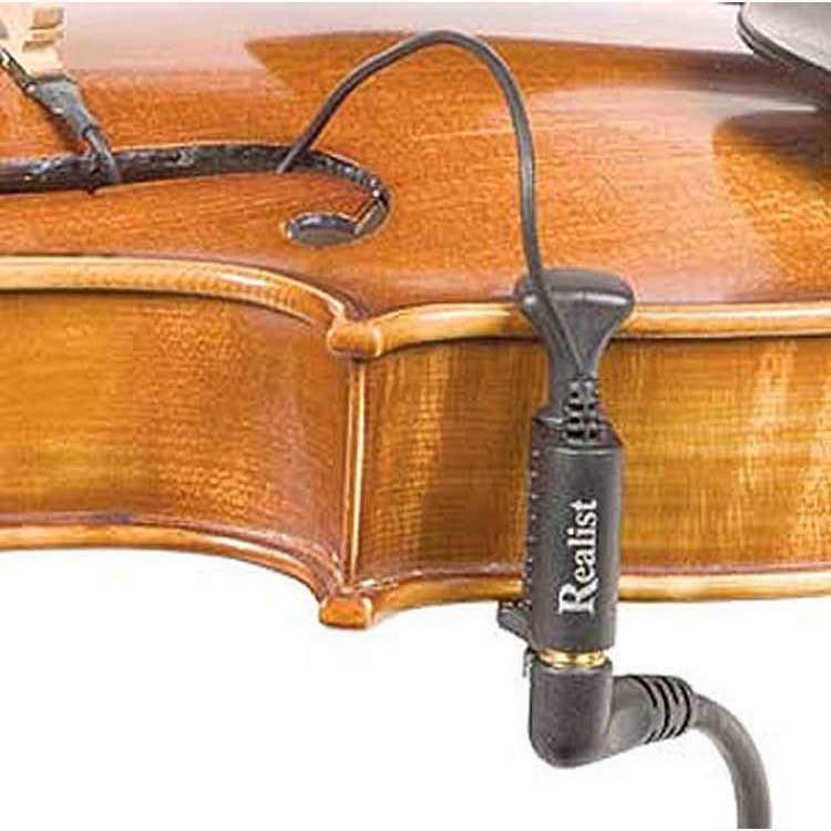 Capteur acoustique violon The Realist