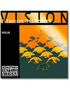 Vision Titanium Orchestre jeu violon