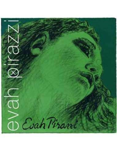 Pirastro Evah Pirazzi jeu violon 4/4 MI argent