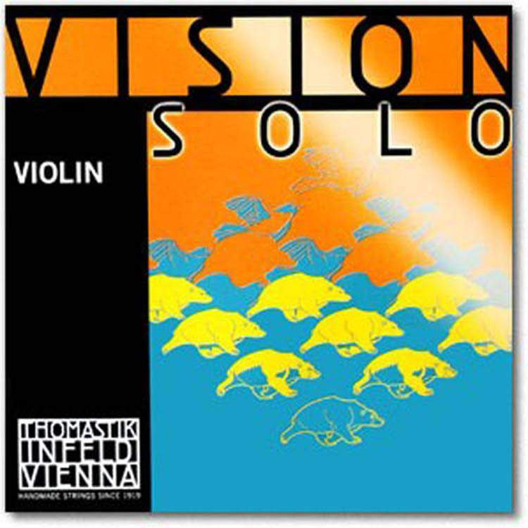 Thomastik Vision Solo jeu violon RE alu