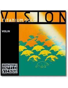 Thomastik Vision Titanium  Solo jeu violon