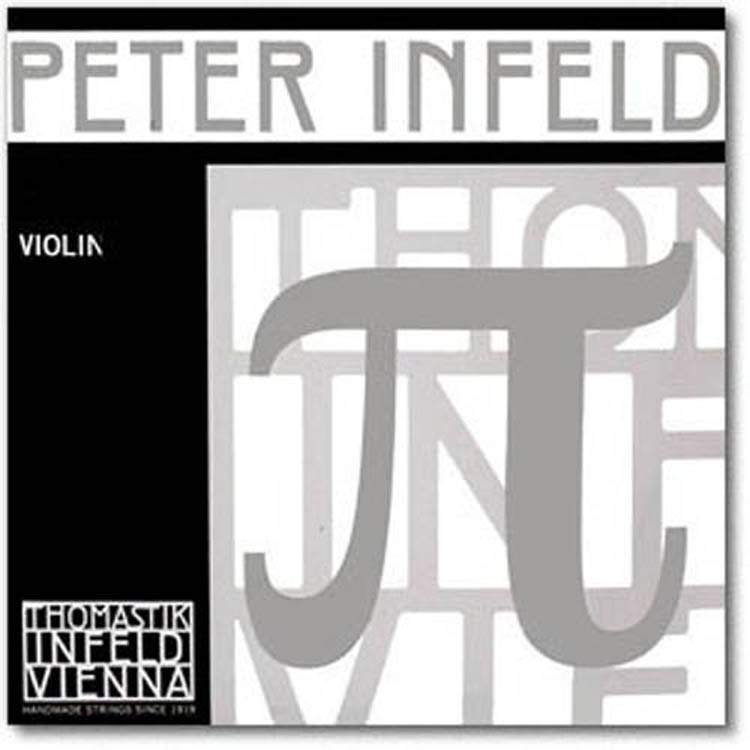 Thomastik Peter Infeld jeu violon Mi platine