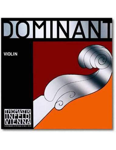 Thomastik Dominant jeu violon Mi acier