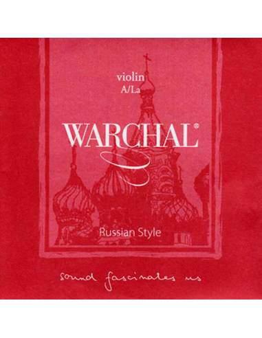 Corde LA violon Warchal Russian Style
