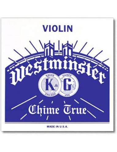 Corde MI violon  Westminster