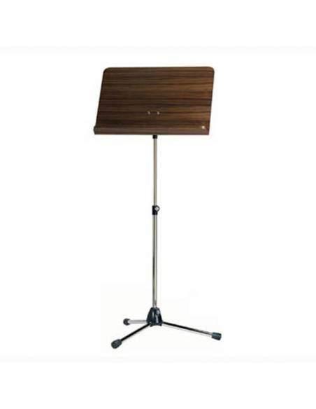 Pupitre d'orchestre en bois