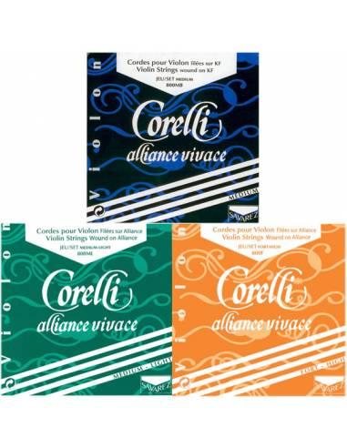 Corelli Alliance Vivace jeu violon