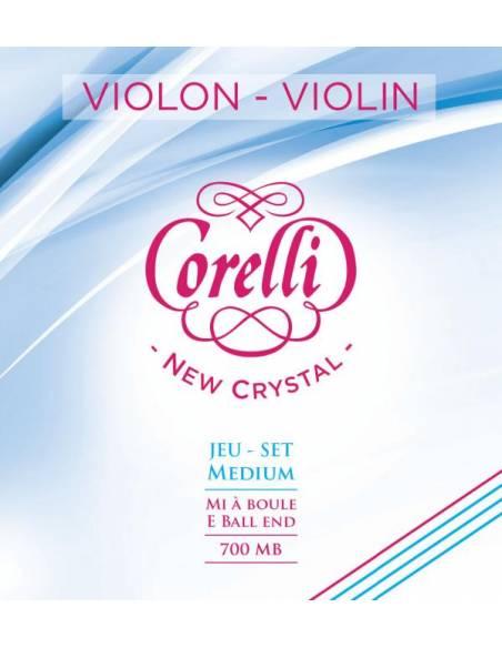 Corelli new Crystal violon
