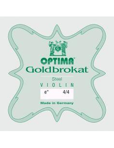 corde violon Mi Optima Goldbrokat