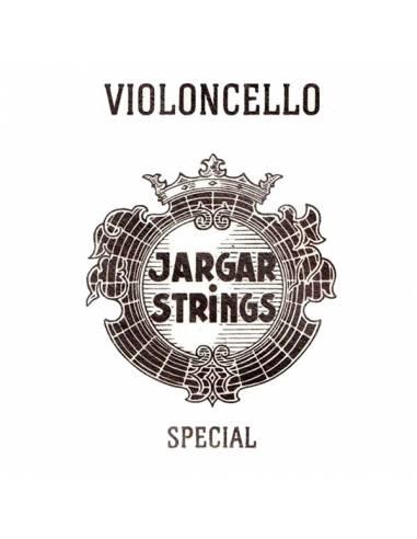 Jargar special cordes La et Re violoncelle