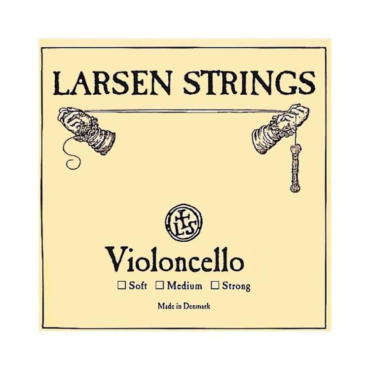 Larsen cordes violoncelle