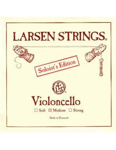 Larsen soloist violoncelle