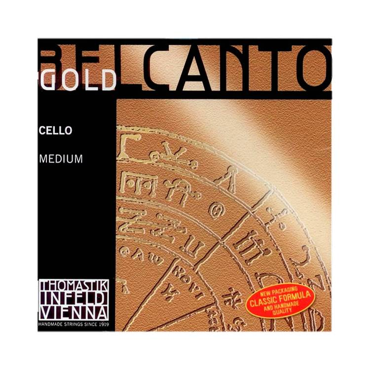 Thomastik belcanto gold violoncelle