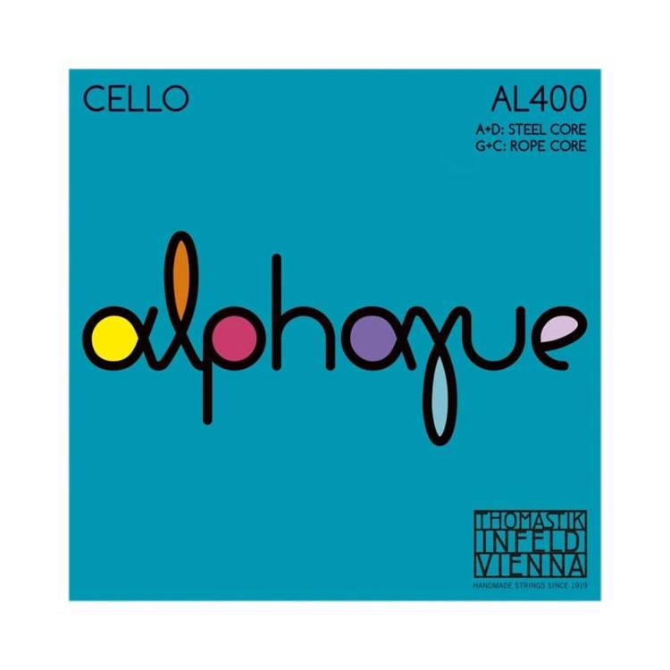 Thomastik alphayue cello
