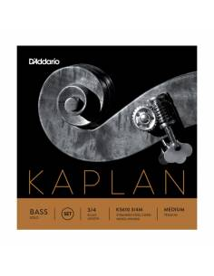 Kaplan solo cordes contrebasse