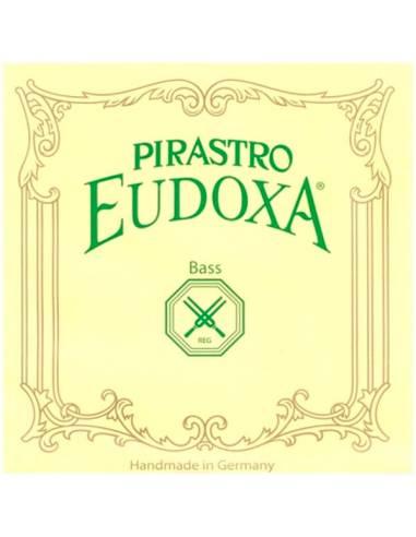 Pirastro eudoxa cordes contrebasse