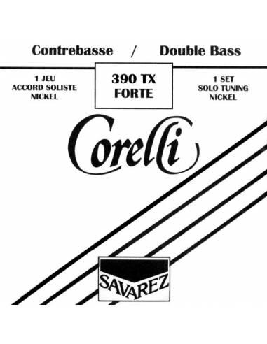 Corelli 390TX solo cordes contrebasse