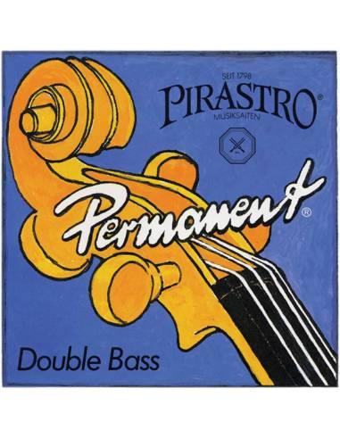 Pirastro permanent cordes contrebasse